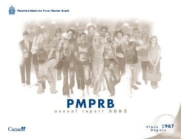 PMPRB Annual Report 2005