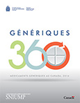 Generics 360 - Generic Drugs in Canada, 2014