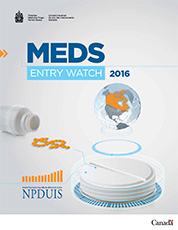 Meds Entry Watch, 2016